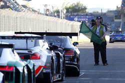 Grüne Flagge zum Top-30-Qualifying