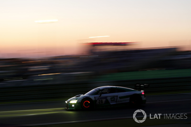 4. #28 Audi Sport Team Land-Motorsport, Audi R8 LMS