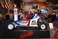 Le stand Planet Kart Cross