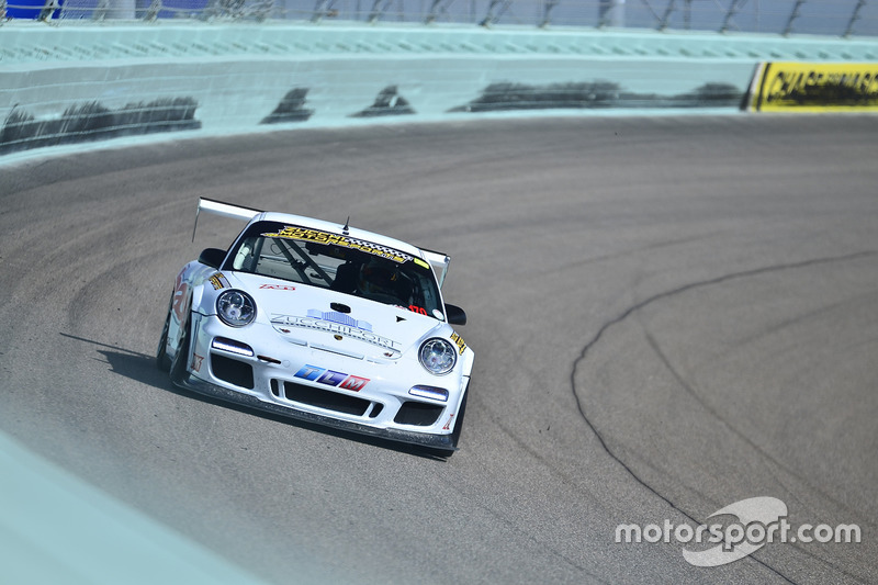 #64 MP1B Porsche GT3 Cup driven by David Tuaty, Alessio Zucchi, & Carter Fartuch of TLM USA