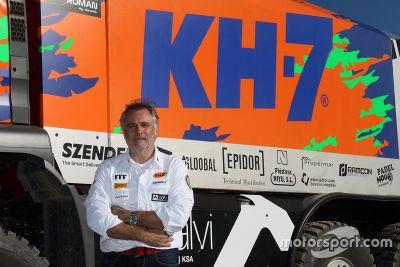Презентация команды KH-7 Epsilon Team
