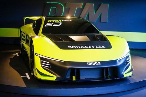 Annonce voiture électrique DTM