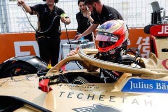 Jean-Eric Vergne, DS TECHEETAH, DS E-Tense FE19, on the grid