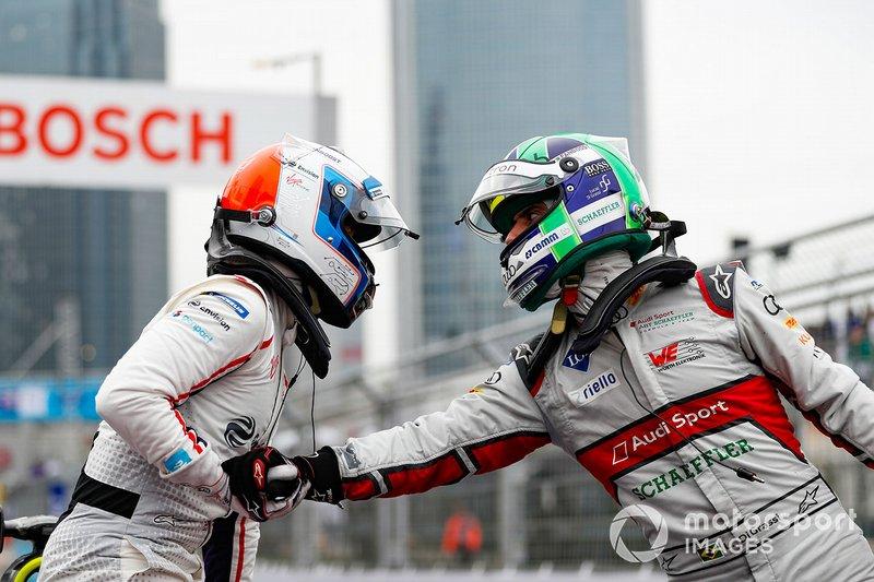 Лукас ді Грассі, Audi Sport ABT Schaeffler, Сем Бьорд, Envision Virgin Racing
