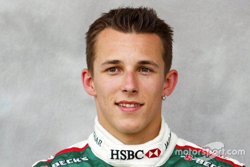 #11 Christian Klien, Jaguar