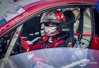 Annuncio AB Corse Motorsport
