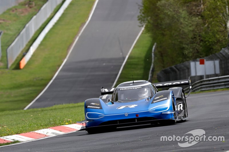 I.D. R Nordschleife unveil