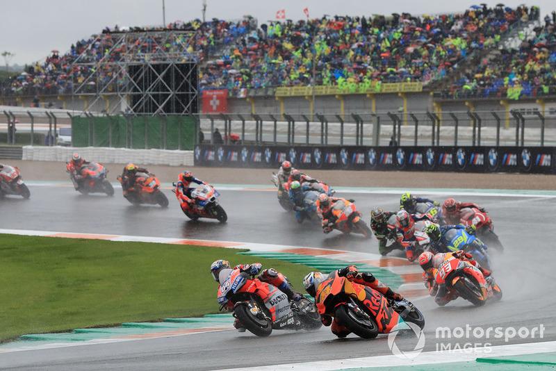 Андреа Довіціозо, Ducati Team, Пол Еспаргаро, Red Bull KTM Factory Racing