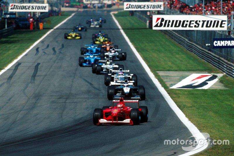 41勝目:2000年イタリアGP