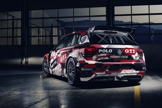 Decoración del VW Polo GTI R5