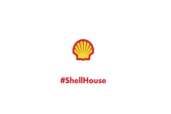 Hashtag Logo Shell House