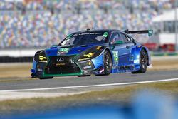 #15 3GT Racing Lexus RCF GT3, GTD: Джек Хоксворт, Скотт Прюетт, Давід Хейнемаєр Ханссон, Домінік Фар