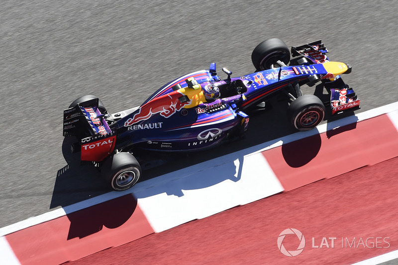 2014 : Red Bull RB10, à moteur Renault