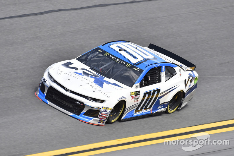 #00: Jeffrey Earnhardt, StarCom Racing, Chevrolet Camaro