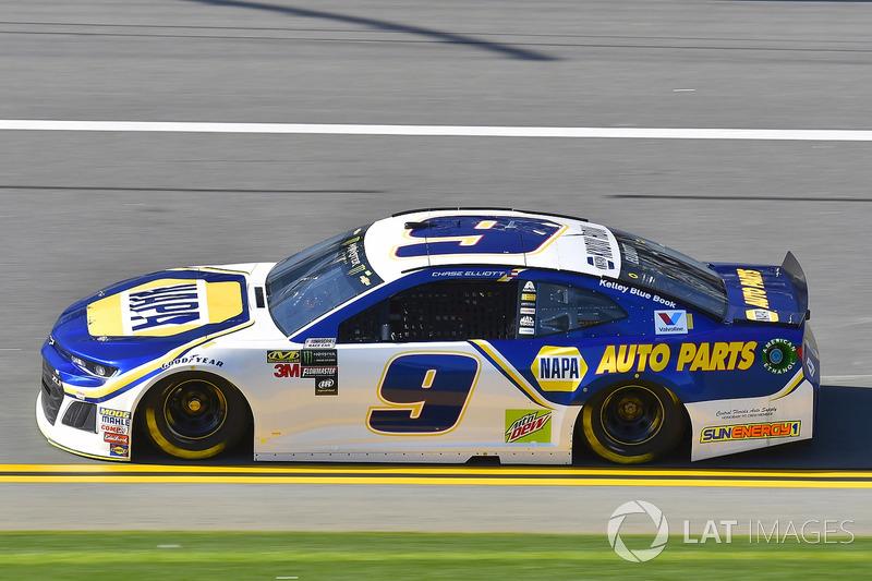 4. Chase Elliott, Hendrick Motorsports, Chevrolet