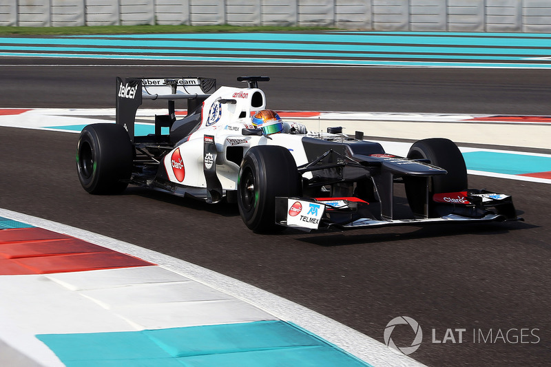 "15. <img src=""https://cdn-9.motorsport.com/static/img/cfp/0/0/0/100/139/s3/mexico-2.jpg"" alt="""" width=""20"" height=""12"" />Esteban Gutiérrez - 59 Grands Prix (2013-2014, 2016)"