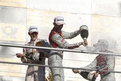 Podium: René Rast, Audi Sport Team Rosberg, Audi RS 5 DTM