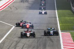 Luca Ghiotto, Campos Vexatec Racing, Lando Norris, Carlin