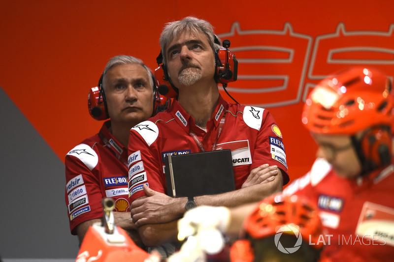 Джіджі Далл'Інья, директор команди Ducati