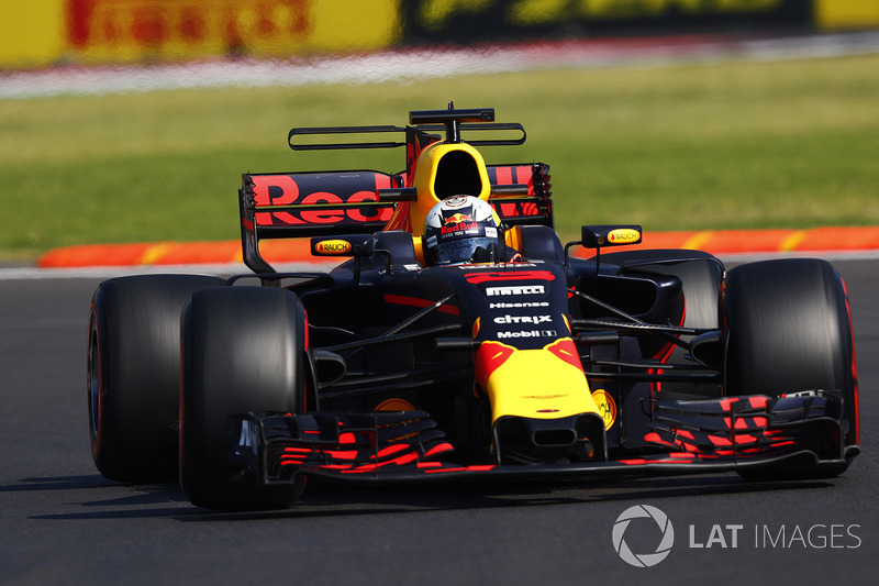 1. Daniel Ricciardo, Red Bull Racing RB13