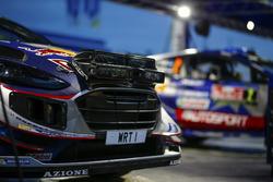 Car detail of Sébastien Ogier, Julien Ingrassia, Ford Fiesta WRC, M-Sport