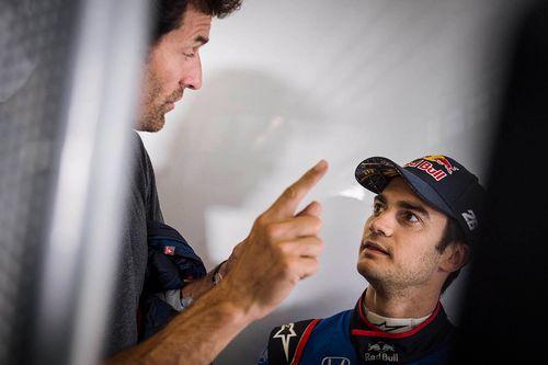 Pedrosa and Cairoli Toro Rosso Run