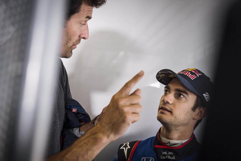 Заїзди Педроси та Кайролі на Toro Rosso