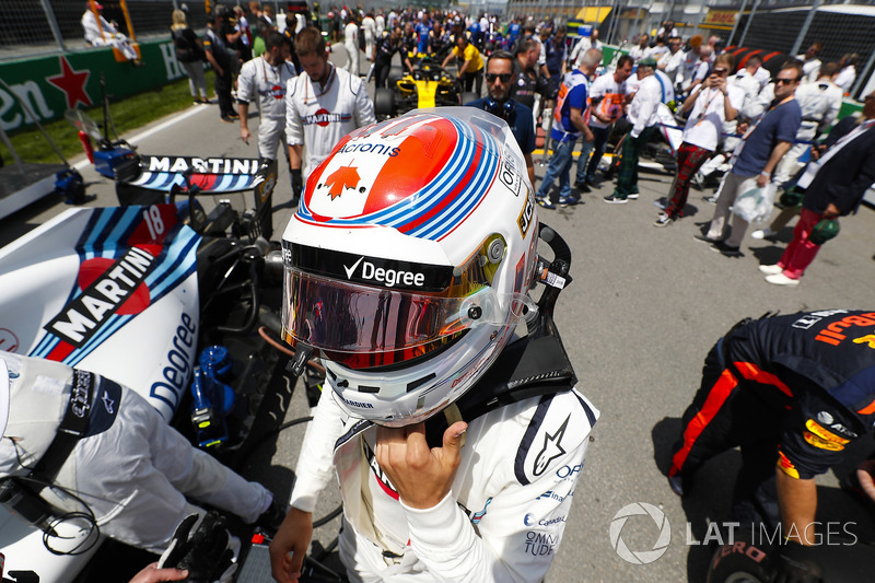 GP Kanada - Lance Stroll