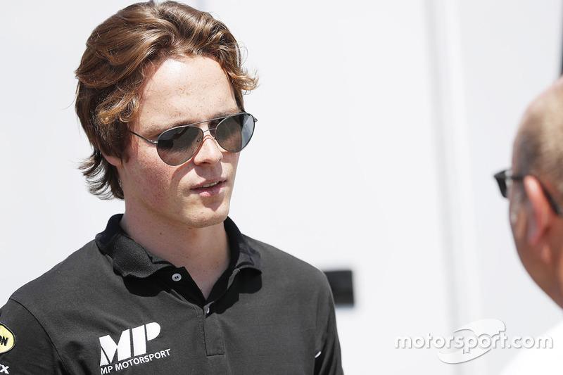 Ralph Boschung, MP Motorsport.