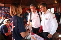 Wolfgang Fischer, Gerente del equipo Hero MotoSports Team Rally