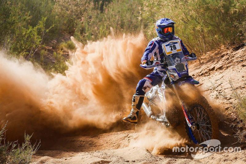 #28 Yamaha: Antonio Maio