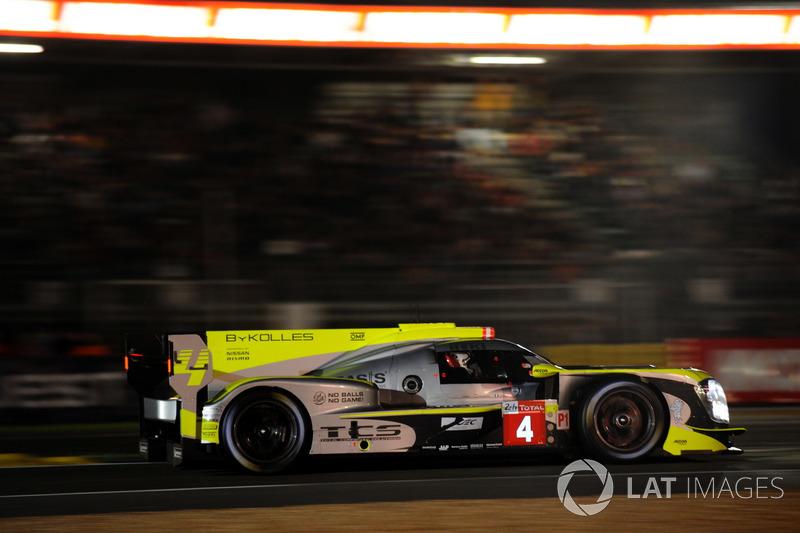 8: #4 ByKolles Racing Team Enso CLM P1/01: Oliver Webb, Dominik Kraihamer, Tom Dillmann, 3'22.505