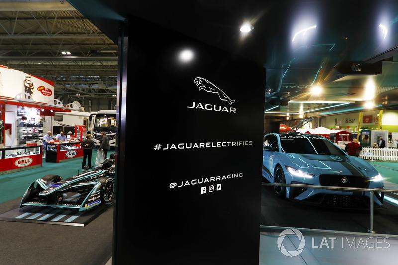 Презентація Jaguar I-Pace eTrophy