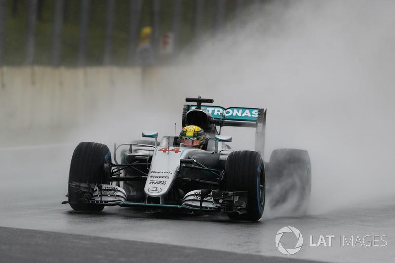 2016 : Lewis Hamilton, Mercedes F1 W07 Hybrid