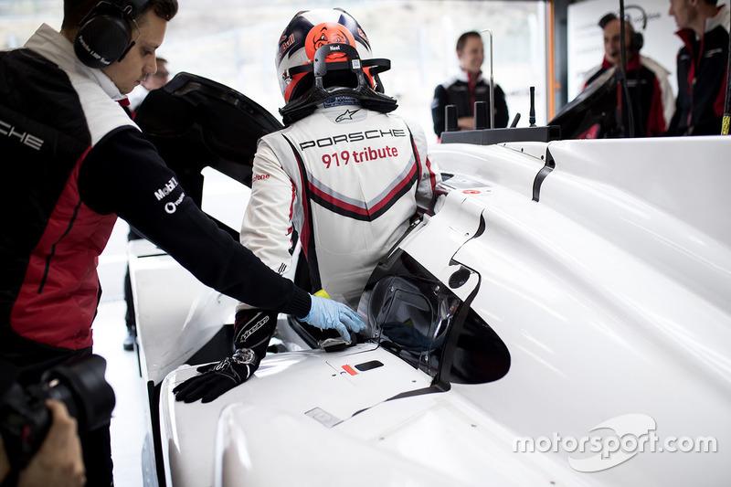 Porsche 919 Hybrid Evo, Porsche Team: Timo Bernhard