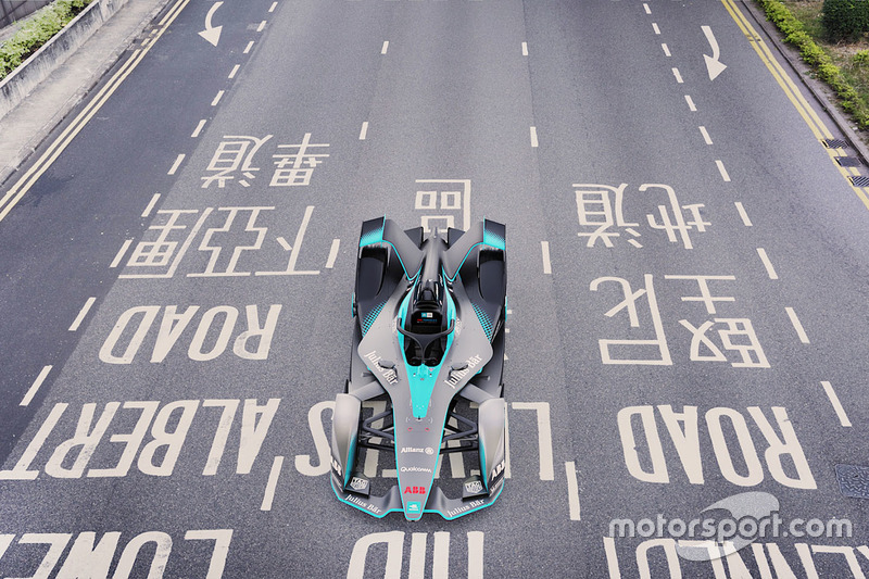 Автомобиль Формулы E сезона 2018/2019