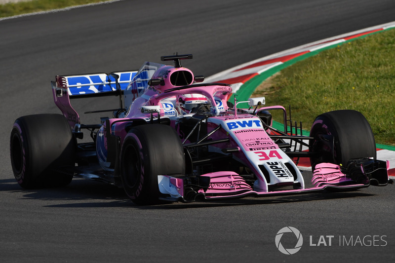 Джордж Расселл, Sahara Force India F1 VJM11