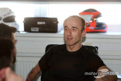 Robert Kubica, Testy w symulatorze BMW Motorsport