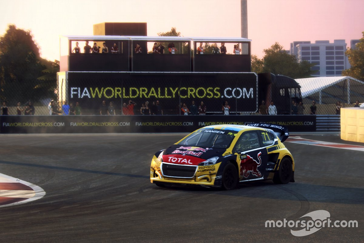 World RX Invitational Series: Yas Marina
