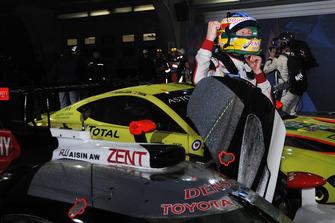 Vainqueur : Mike Conway, Toyota Gazoo Racing