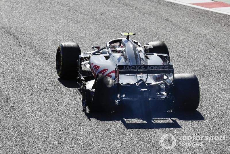 Kevin Magnussen - Haas F1 Team: 5 puan