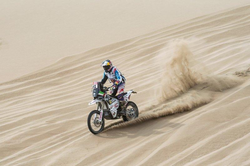 #41 Duust Rally Team KTM: Мохамед Балуш
