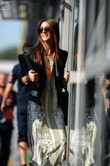 Jemma Boskovich, novia de Daniel Ricciardo