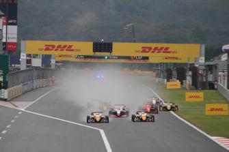 全日本F3選手権第19戦スタート