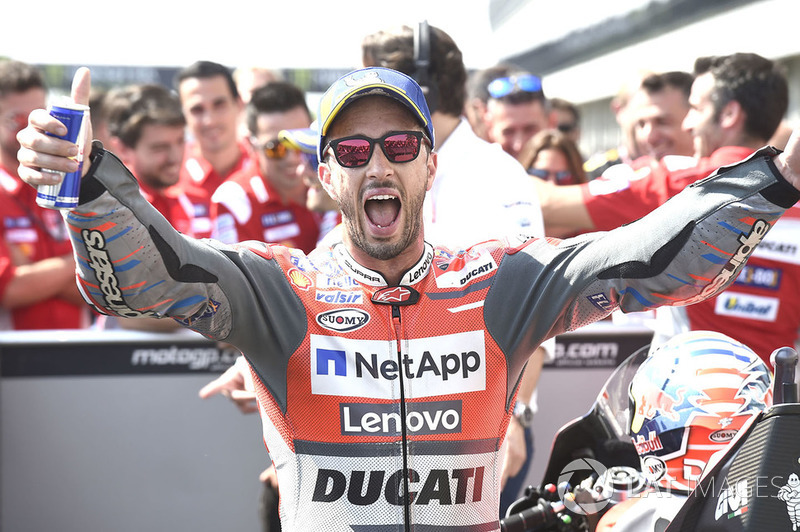 #10 GP de la República Checa - Pole: Andrea Dovizioso