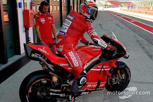 Test Ducati