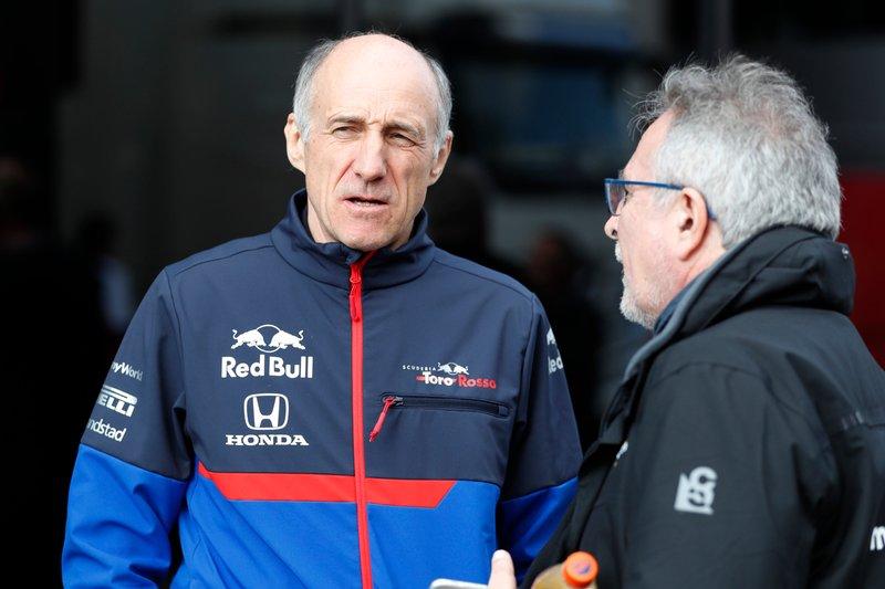 Franz Tost, Scuderia Toro Rosso Team Principal