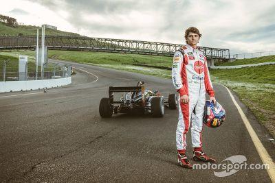 Pietro Fittipaldi F3 Sonoma ronderecord