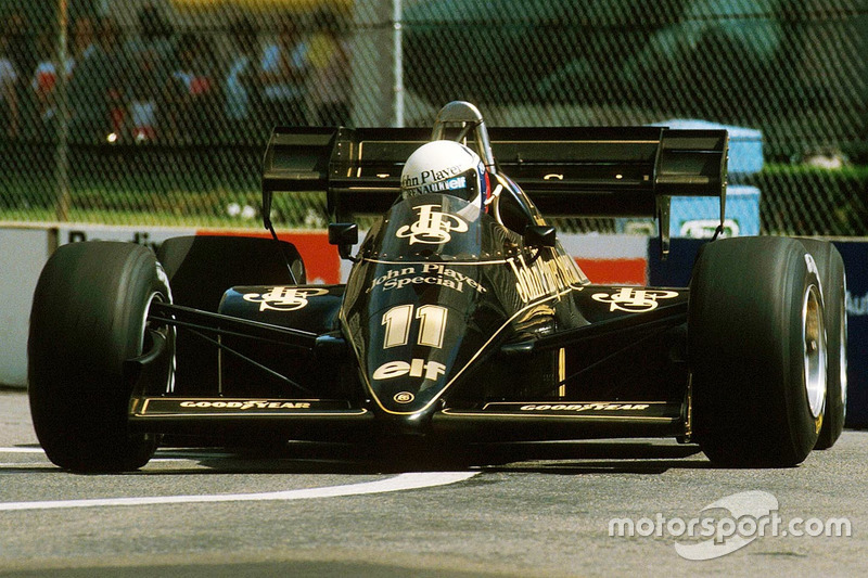 Lotus 95T (1984)