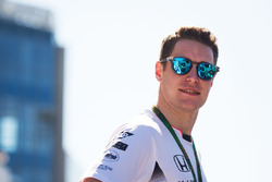 Стоффель Вандорн, резервный пилот McLaren